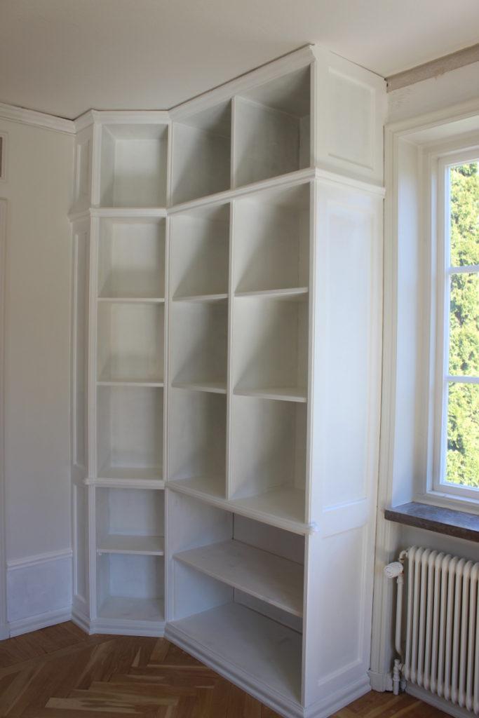 bokhylla grundad