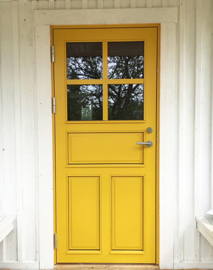 guladörren
