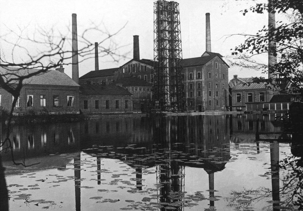 Hammarby sulfitfabrik