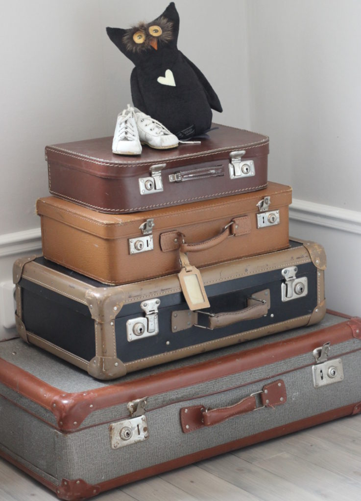 Viggos rum resväskor
