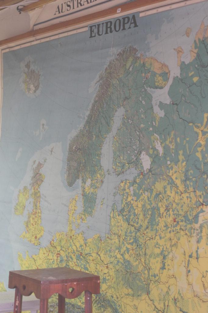 papparkaksfabriken Europa karta