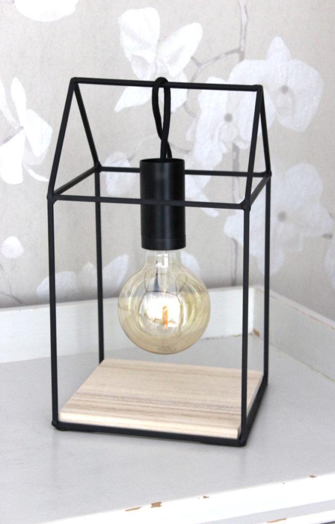 DIY Lampa Bland damm & dekor 5
