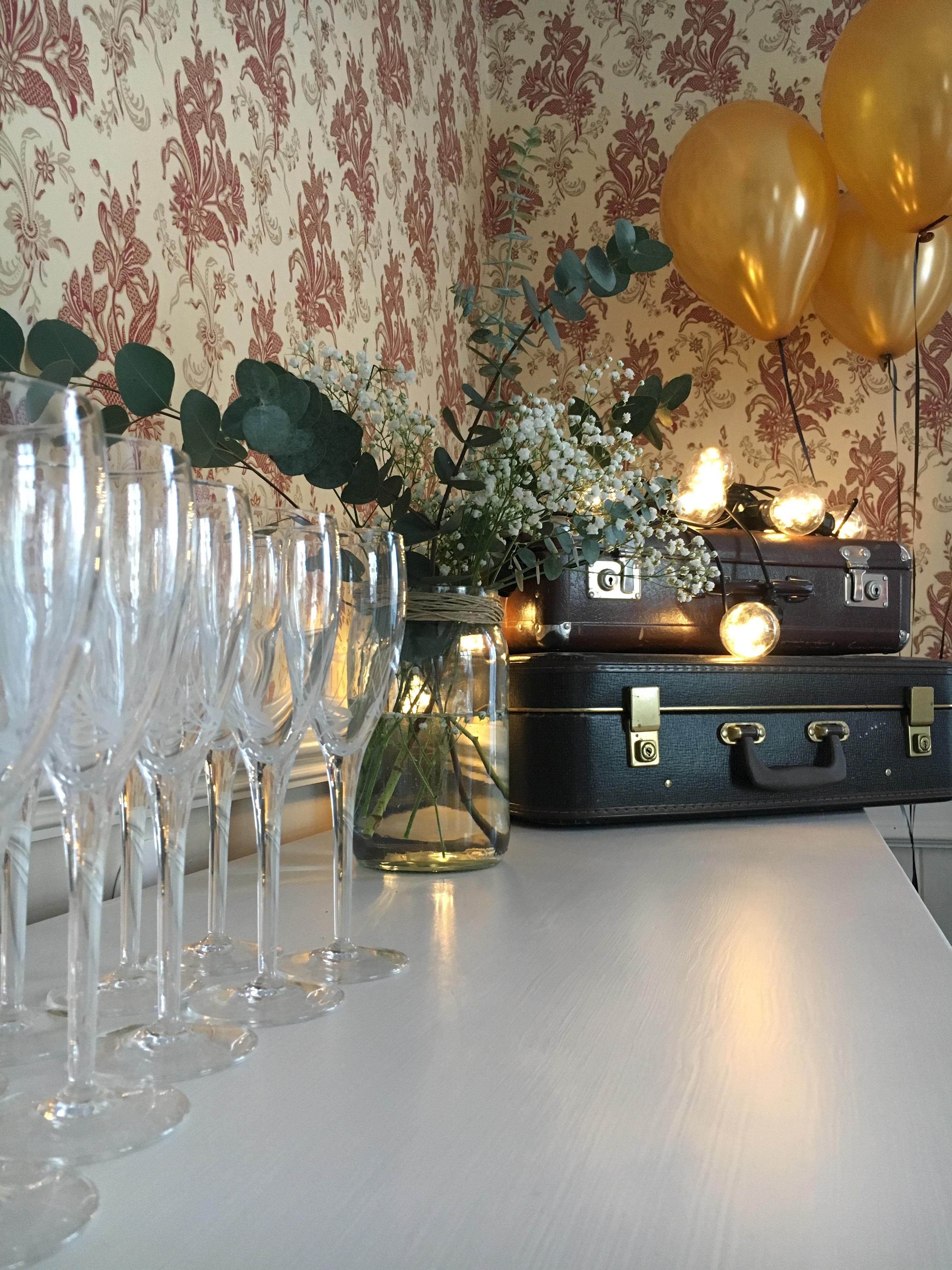 30 år fest Annikas 30 års fest! | Bland Damm & Dekor 30 år fest